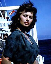 Sophia Loren [2008923] 8x10 PHOTO (autres tailles disponibles)