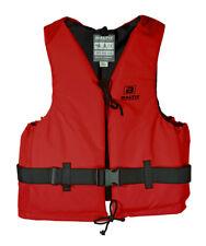 Baltic Aqua Schwimmweste Schwimmhilfe 50N rot - Größe wählbar für Kanu Kajak NEU