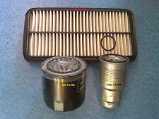 Pour toyota RAV4 2.0TD 01 02 03 04 service pièces kit huile air filtre à carburant set D4D