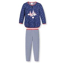 Pyjama fille de SCHIESSER, MOTIF DE LAVAGE 104 116 128 140 Ensemble Pyjamas