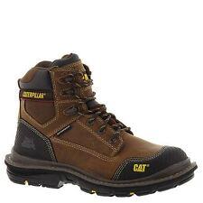 "Caterpillar Mens CAT FOOTWEAR FABRICATE 6"" TOUGH WATERPROOF Work Boots P74051"