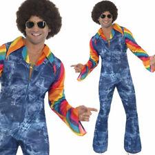 Men's 70's Disco Fancy Dress Costume