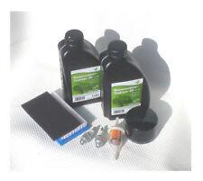 Service Kit Überholsatz für Kawasaki FH430V  Ölfilter-Kerzen-Öl-Kraft+Luftfilter