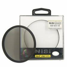 NiSi 55mm Ultra Slim Pro CPL AGC Optical Glass Circular Polarizer Lens Filter