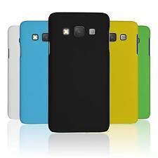Custodia Rigida Samsung Galaxy A3 (A300) - gommata  + pellicola protettiva