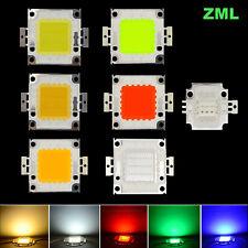 LED Chip COB Strahler 10W 20W 30W 50W 100W Fluter Lampe Weiß RGB Flutlicht Neu