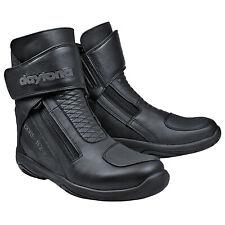 Daytona ARROW SPORT GTX Herren Motorradstiefel Leder - schwarz
