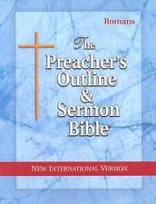 The Preacher's Outline and Sermon Bible, NT, NIV Vol. 7 : Romans (1999,...