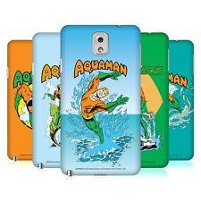 OFFICIAL AQUAMAN DC COMICS FAST FASHION HARD BACK CASE FOR SAMSUNG PHONES 2