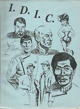 IDIC.  Star Trek and Next Generation fanzine.