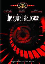 The Spiral Staircase DVD, James Bell, Rhys Williams, Sara Allgood, Elsa Lanchest