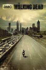 The Walking Dead - City - TV-Serie Film Poster Druck