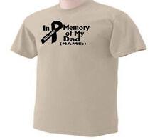 In Memory Of My Dad Memorial T-Shirt