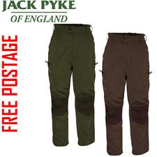 Jack Pyke WEARDALE Pantalon Marron Imperméable De Chasse//Tir//Pêche