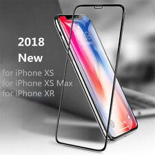 10D gehärtetes Glas Displayschutzfolie Full Cover für iPhone XR XS Max X 8 Plus