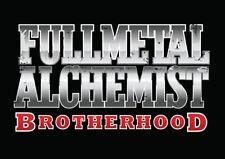 196009 FULL METAL ALCHEMIST BROTHERHOOD ANIME MANGA Wall Print Poster CA