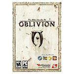 The Elder Scrolls IV: Oblivion PC NEW And Sealed FULL Original UK Version 4