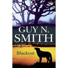 Guy N Smith BLACKOUT 1st Edn UKHC