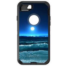 OtterBox Defender for iPhone 6 6S 7 8 PLUS X Moonlit Ocean Waves