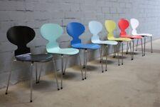 Design Fritz Hansen by Arne Jacobsen 3101 sedia formica Chair 4-gamba impilabile