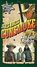 Gunsmoke- The Last Apache (VHS, 1996)