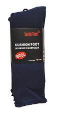 Bulk Men's Wool Work Socks 11-14