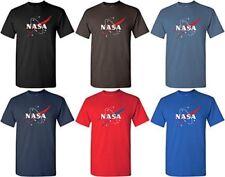 NASA T-shirt US COOL Space Tee RETRO SCIENCE GEEK Shirt