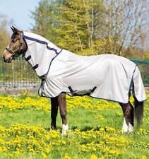 %% Horseware Ekzemerdecke AMIGO Mio Fly Rug mit Halsteil bronze-navy %%