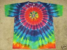 Grateful Dead Circle Bears S, M, L, XL, 2XL, 3XL, 4XL Tie Dye T-Shirt