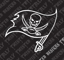 Tampa Bay Buccaneers vinyl decal sticker car truck motorcycle nfl football