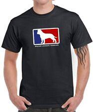 MAJOR LEAGUE TERRIER staffordshire bullterrier T-SHIRT MLB Satire Zucht Züchter