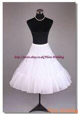 """27""""L Swing 1950s Skirt/Rock n' Roll Tutu/Prom Petticoat"""