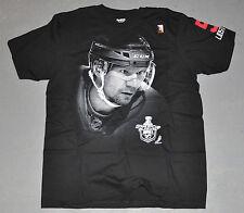 NWOT Reebok Mens NICKLAS LIDSTROM #5 Red Wings 2011 Stanley Cup T-Shirt S-XL-2XL