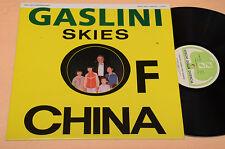 GIORGIO GASLINI LP SKIES OF CHINA 1°ST ORIG ITALY JAZZ NM ! UNPLAYED ! MAI SUONA