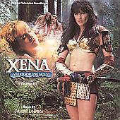 Xena: Warrior Princess, Volume Six : Original Television Soundtrack, New Music