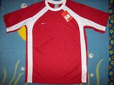 Nike Shirt Tee Boys T-Shirt Size Select Small Medium Large Football Red NWT