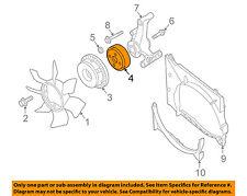 NISSAN OEM 05-16 Frontier 4.0L-V6 Cooling Fan-Fan Pulley 21051EA200