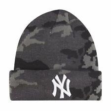 New Era Winter Kids Beanie - New York Yankees dark camo 13056bf3ce56