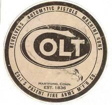Sticker COLT °