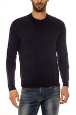 Armani Jeans AJ Sweater Pullover % Herren Blau 6X6MD16M0GZ-552