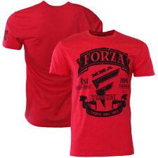 "Forza MMA ""Origins"" T-Shirt - Red"