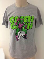 T-SHIRT MAGLIA GRIGIA Green Goblin MARVEL PRODOTTO ORIGINALE SUPEREROI