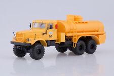 AC-8,5 Airport Tank Truck on KRAZ 255B Chassis  1:43 Avtoistoria 100879