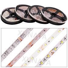 5M 12V Led Strip Light Waterproof Flexible Rope 2835 60leds/m White Warm White