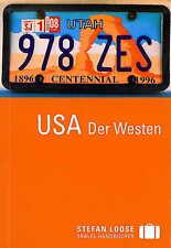 USA der Westen Reiseführer STEFAN LOOSE TRAVEL HANDBUCH 09M NEU Amerika Texas V1