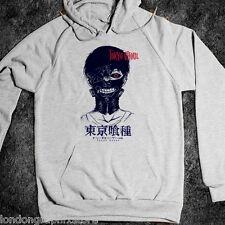 Anime pullover sweater hoodie, unisex, samurai, hip hop, punk, Japanimation