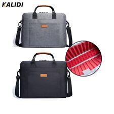 KALIDI Laptop Messenger Bag Shoulder Bag Case for 15.6 inch Macbook Notebook US