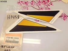 HONDA CBR 600 RR RH SIDE DECAL 17508-MAL-600ZB NEW  OLD STOCK  H1458