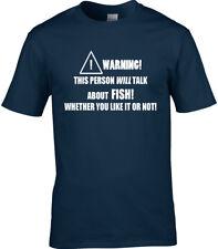 peces Camiseta Hombre Regalo Divertido Pesca Pescadería RESTAURANTE PESQUERA