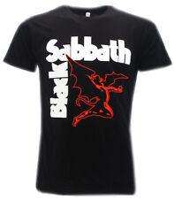T-Shirt Heavy Metal Black Sabbath